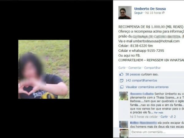 Para delegado, ofensa no Facebook motivou morte de adolescente no Amapá