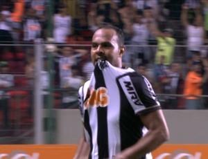 Reunião praticamente sela ida do atacante Alecsandro ao Flamengo