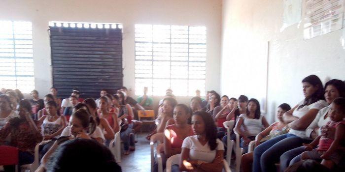 Cursos PRONATEC sendo realizados em São Lourenço do Piauí
