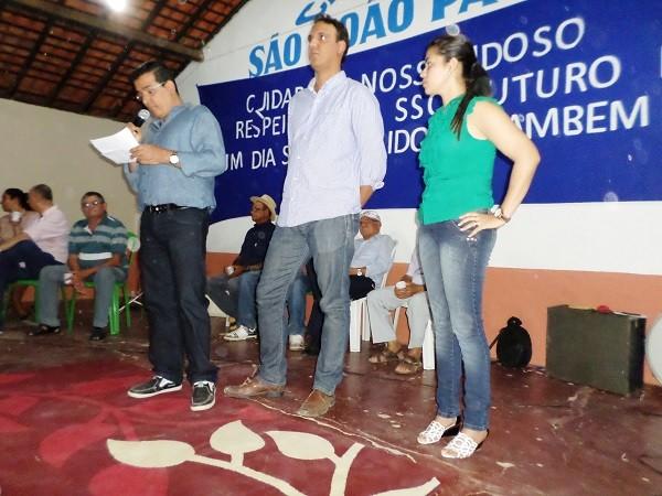 Idosos de Avelino Lopes são homenageados mais uma vez - Imagem 5