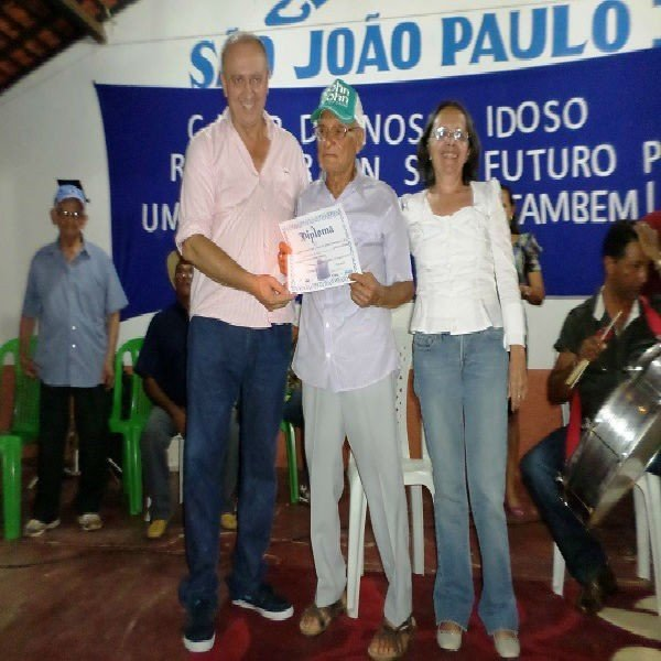 Idosos de Avelino Lopes são homenageados mais uma vez