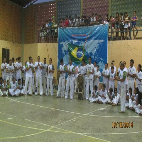 Porto sediou batizado de capoeira da região norte do Piauí