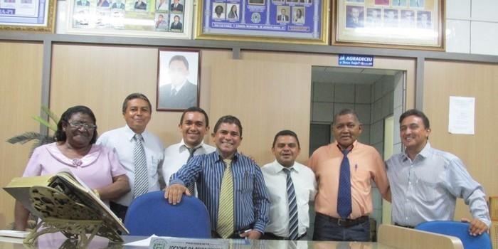 Vereador Silva Neto é o Primeiro Pré-Candidato a presidência da câmara de vereadores em Agricolândia