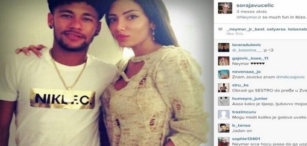 Neymar teria mandando avião buscar seu novo affair na Sérvia, diz jornal