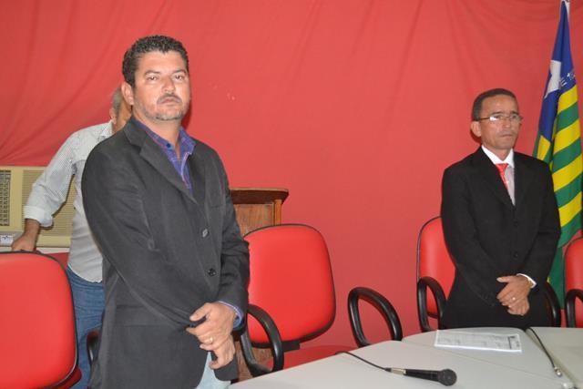 Vice-prefeita Lucia Lacerda assumi a prefeitura de Pimenteiras - Imagem 25