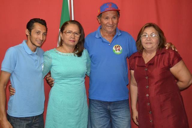 Vice-prefeita Lucia Lacerda assumi a prefeitura de Pimenteiras - Imagem 40