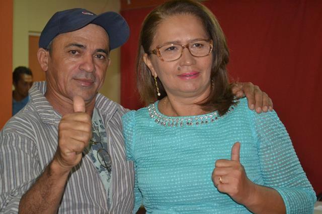 Vice-prefeita Lucia Lacerda assumi a prefeitura de Pimenteiras - Imagem 50
