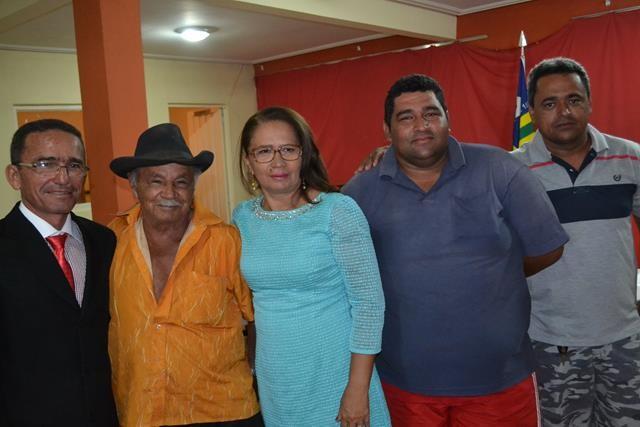 Vice-prefeita Lucia Lacerda assumi a prefeitura de Pimenteiras - Imagem 43