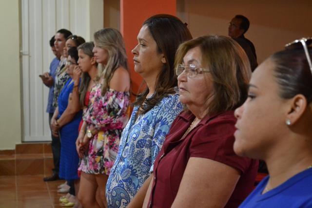 Vice-prefeita Lucia Lacerda assumi a prefeitura de Pimenteiras - Imagem 61