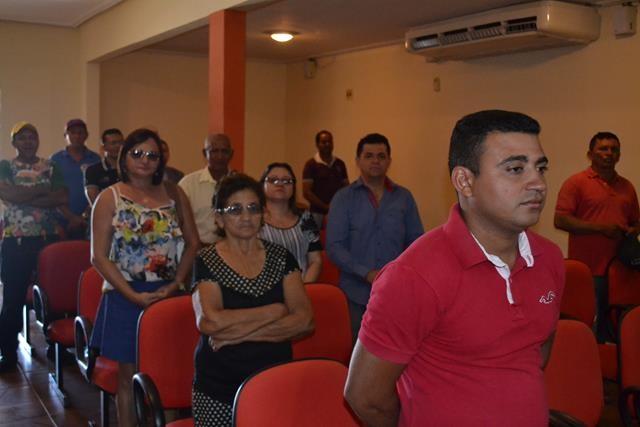 Vice-prefeita Lucia Lacerda assumi a prefeitura de Pimenteiras - Imagem 18