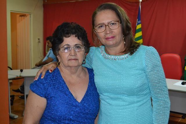 Vice-prefeita Lucia Lacerda assumi a prefeitura de Pimenteiras - Imagem 48