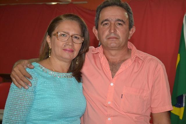 Vice-prefeita Lucia Lacerda assumi a prefeitura de Pimenteiras - Imagem 52