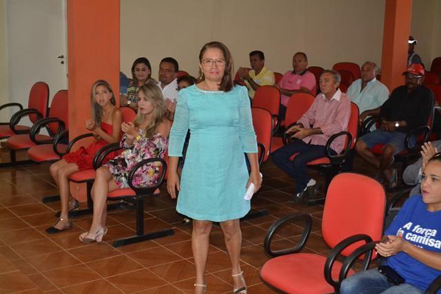 Vice-prefeita Lucia Lacerda assumi a prefeitura de Pimenteiras - Imagem 26