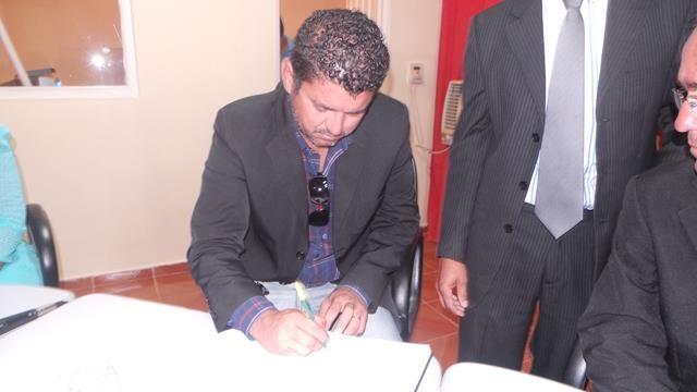 Vice-prefeita Lucia Lacerda assumi a prefeitura de Pimenteiras - Imagem 10