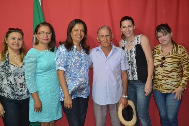 Vice-prefeita Lucia Lacerda assumi a prefeitura de Pimenteiras - Imagem 36