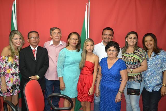 Vice-prefeita Lucia Lacerda assumi a prefeitura de Pimenteiras - Imagem 34