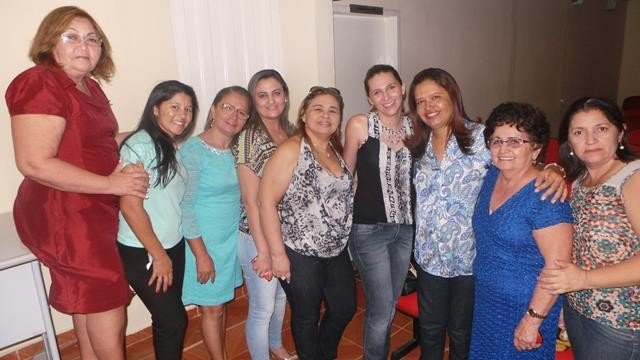 Vice-prefeita Lucia Lacerda assumi a prefeitura de Pimenteiras - Imagem 8