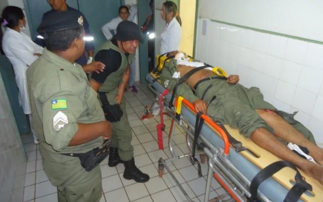 Policial Militar sofre grave acidente ao retornar para Teresina após as eleições - Imagem 3