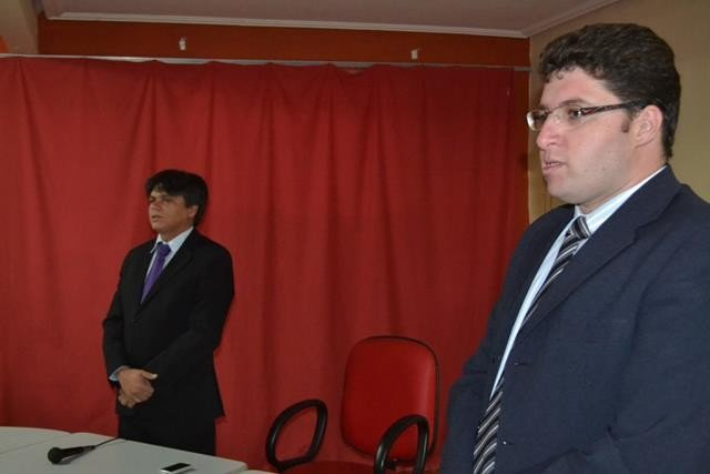 Vice-prefeita Lucia Lacerda assumi a prefeitura de Pimenteiras - Imagem 20