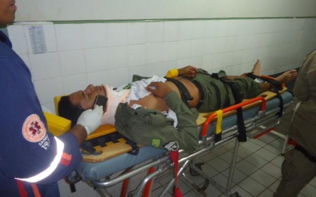 Policial Militar sofre grave acidente ao retornar para Teresina após as eleições - Imagem 2