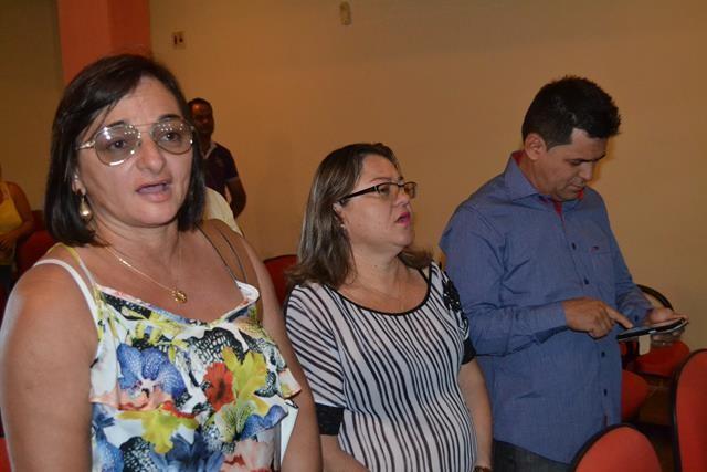 Vice-prefeita Lucia Lacerda assumi a prefeitura de Pimenteiras - Imagem 24