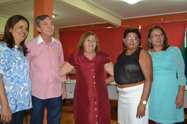 Vice-prefeita Lucia Lacerda assumi a prefeitura de Pimenteiras - Imagem 63