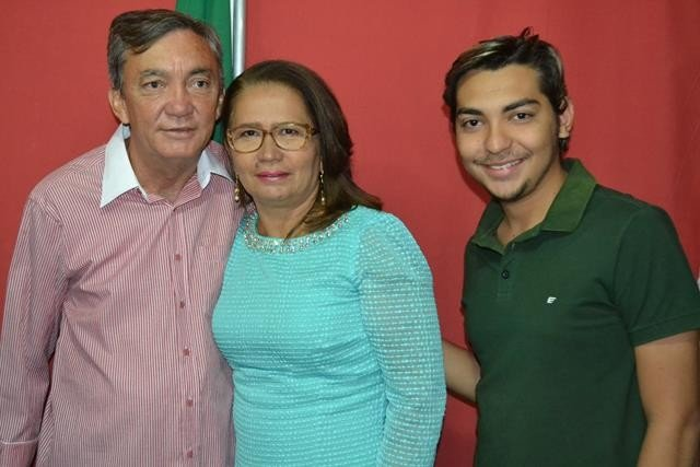Vice-prefeita Lucia Lacerda assumi a prefeitura de Pimenteiras - Imagem 33