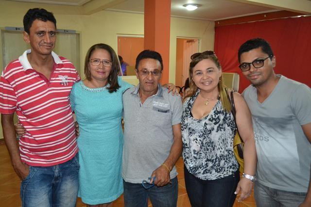 Vice-prefeita Lucia Lacerda assumi a prefeitura de Pimenteiras - Imagem 65