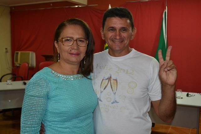 Vice-prefeita Lucia Lacerda assumi a prefeitura de Pimenteiras - Imagem 44