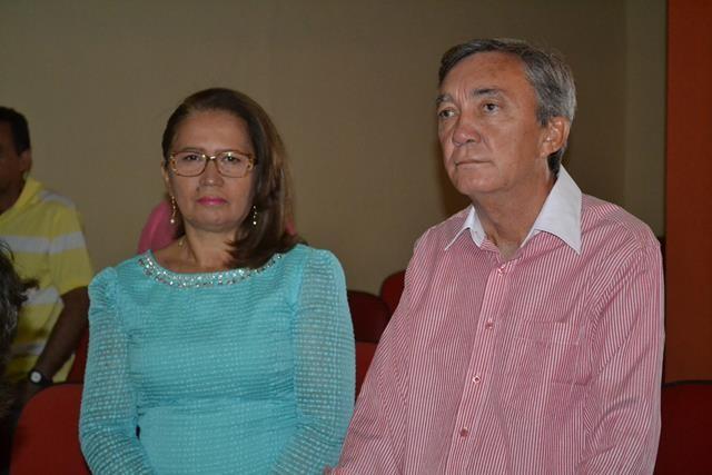 Vice-prefeita Lucia Lacerda assumi a prefeitura de Pimenteiras - Imagem 19