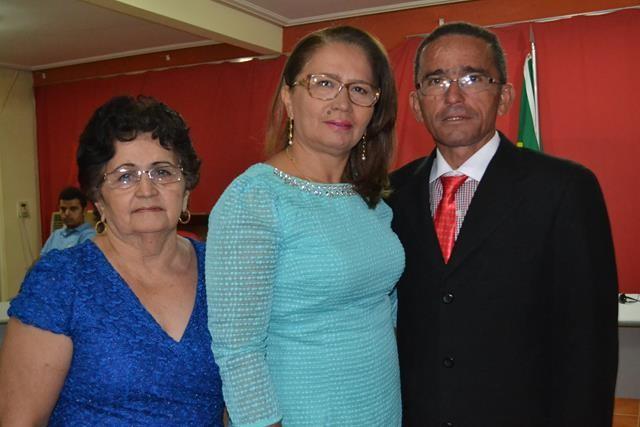 Vice-prefeita Lucia Lacerda assumi a prefeitura de Pimenteiras - Imagem 49