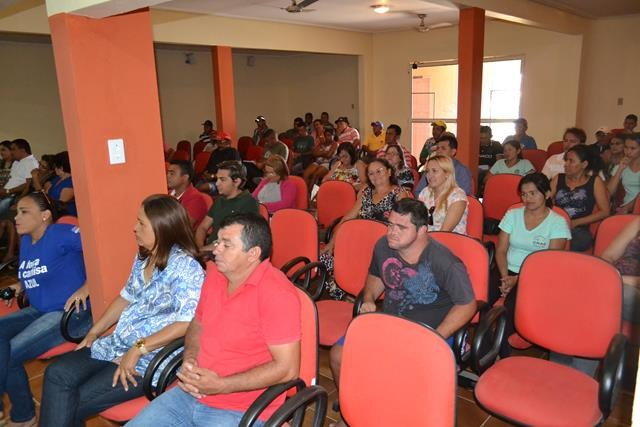 Vice-prefeita Lucia Lacerda assumi a prefeitura de Pimenteiras - Imagem 28