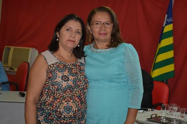 Vice-prefeita Lucia Lacerda assumi a prefeitura de Pimenteiras - Imagem 55