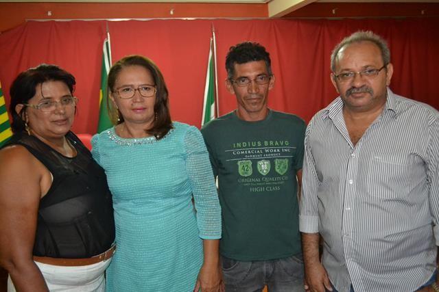 Vice-prefeita Lucia Lacerda assumi a prefeitura de Pimenteiras - Imagem 46