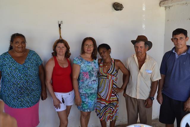 Vice-prefeita Lucia Lacerda assumi a prefeitura de Pimenteiras - Imagem 67