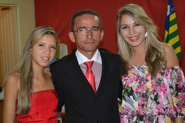 Vice-prefeita Lucia Lacerda assumi a prefeitura de Pimenteiras - Imagem 45