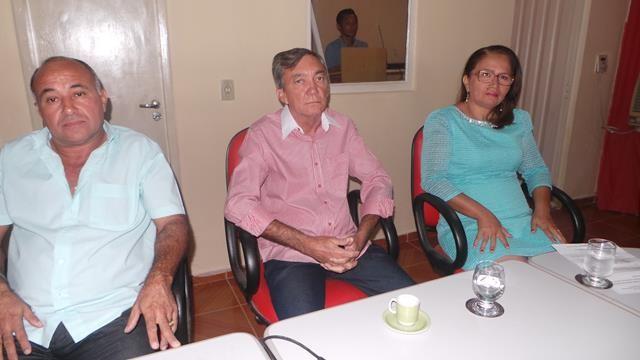Vice-prefeita Lucia Lacerda assumi a prefeitura de Pimenteiras - Imagem 4