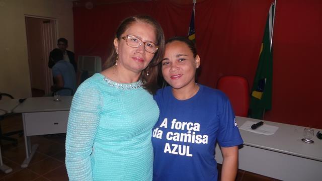 Vice-prefeita Lucia Lacerda assumi a prefeitura de Pimenteiras - Imagem 6