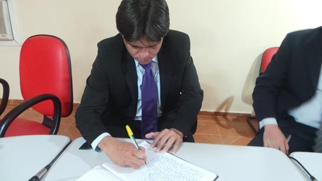 Vice-prefeita Lucia Lacerda assumi a prefeitura de Pimenteiras - Imagem 13