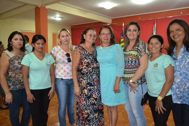 Vice-prefeita Lucia Lacerda assumi a prefeitura de Pimenteiras - Imagem 54