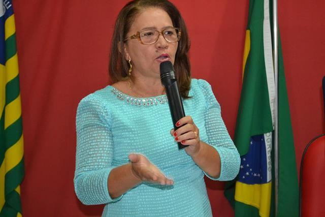 Vice-prefeita Lucia Lacerda assumi a prefeitura de Pimenteiras - Imagem 62