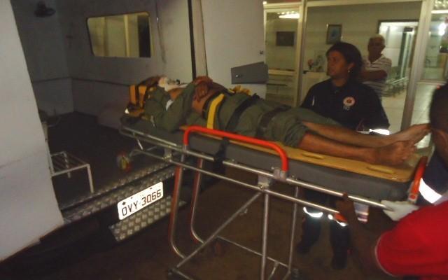 Policial Militar sofre grave acidente ao retornar para Teresina após as eleições - Imagem 6