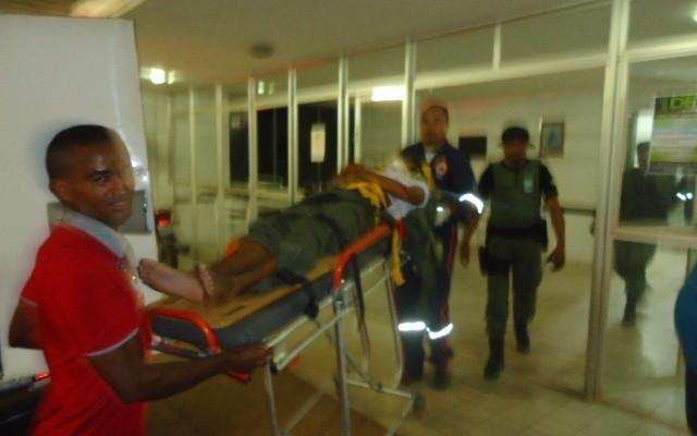Policial Militar sofre grave acidente ao retornar para Teresina após as eleições - Imagem 1