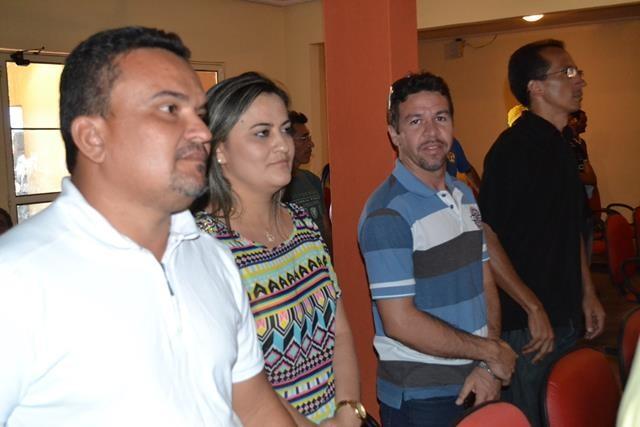 Vice-prefeita Lucia Lacerda assumi a prefeitura de Pimenteiras - Imagem 22