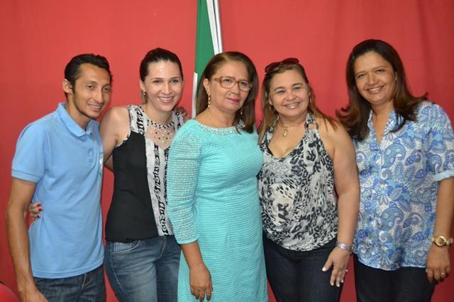 Vice-prefeita Lucia Lacerda assumi a prefeitura de Pimenteiras - Imagem 39