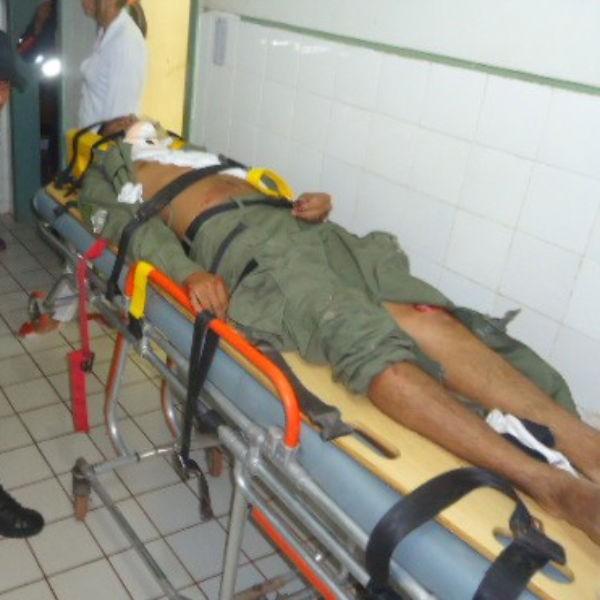 Policial Militar sofre grave acidente ao retornar para Teresina após as eleições
