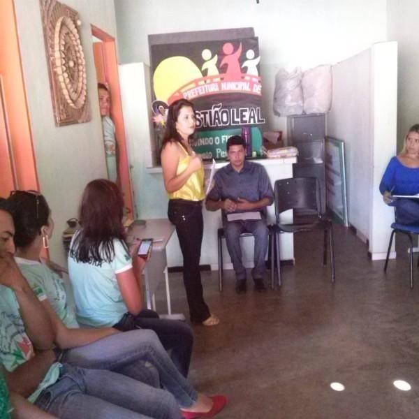 Planejamento das Atividades de Encerramento do Ano de 2014 da cidade de Sebastião Leal