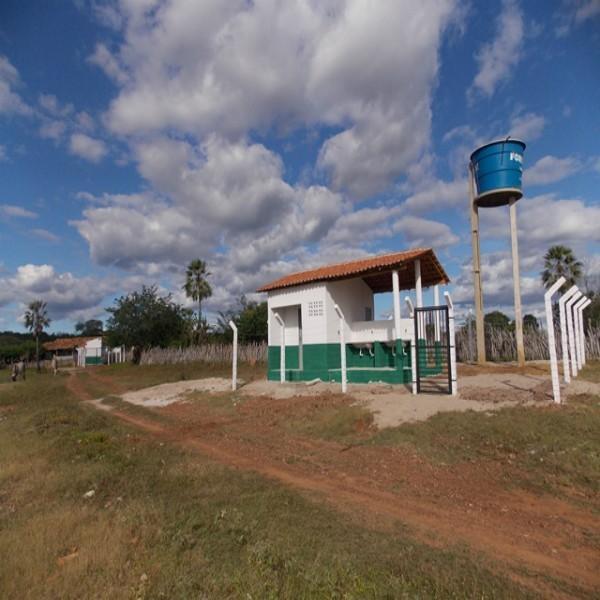 Prefeitura amplia abastecimento d'água em comunidades da zona rural