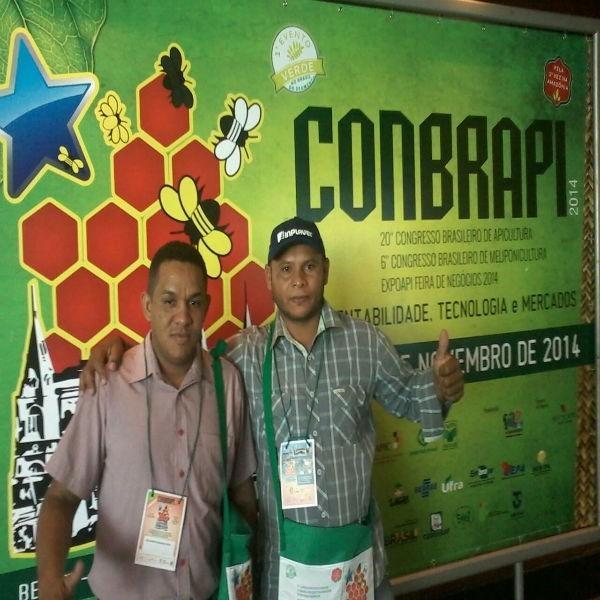 Secretário Marcelino participa de Congresso em Belém