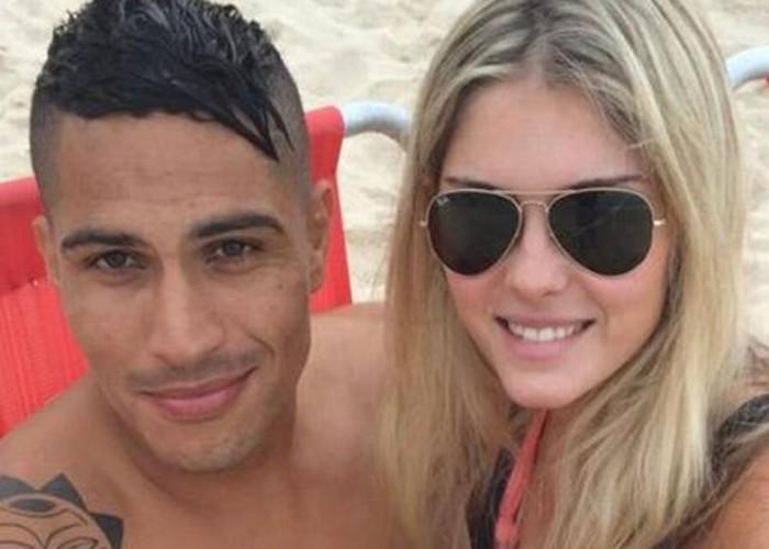 dcddf7a572af1 Guerrero do Corinthians proíbe Bárbara Evans de desfilar no Rio